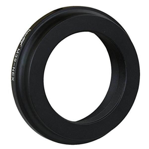 Haoge Lensa Adaptor Dudukan F? R 39 Mm M39 Mount Lensa untuk Sony E-Gunung NEX Kamera Wie NEX-3, NEX-5 N NEX-7, NEX-7 N NEX-C3, NEX-F3, A6300, A6000, A5000, A3500, A3000, NEX-VG10, VG20-Intl