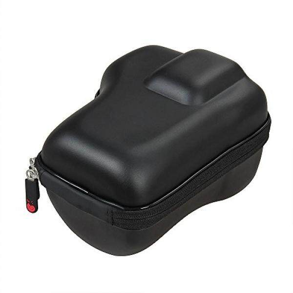 Hard EVA Storage Carrying Travel Case Bag for Canon EOS 80D 77D 70D 60D Rebel T7i 800D T6 1300D T6s 760D T6i 750D T5 1200D T5i 700D T4i 650D T3i 600D T3 1100D DSLR Camera Lens Kit by Hermitshell - intl