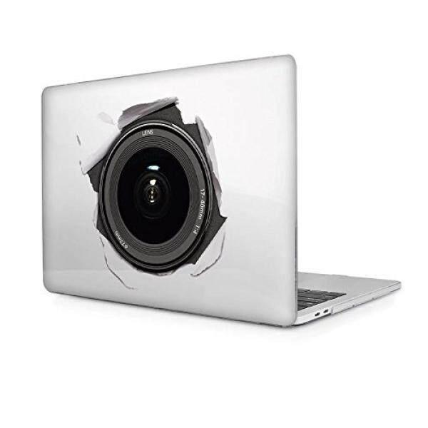 Plastik Keras Kemasan untuk MacBook Pro Retina 15 Inch (A1707 dengan Sentuh Bar, melepaskan Oktober 2016/Juni 2017)-Kamera Lubang-Internasional