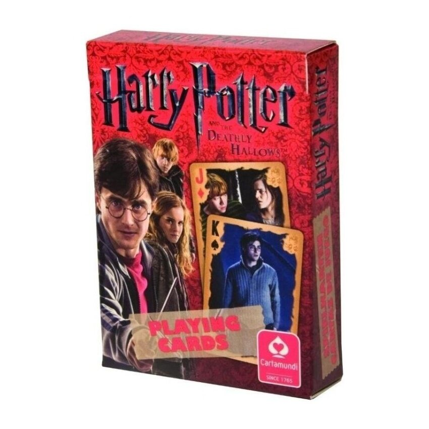 Harry Potter - Deathly Hallows Playing Cards [1] - intl