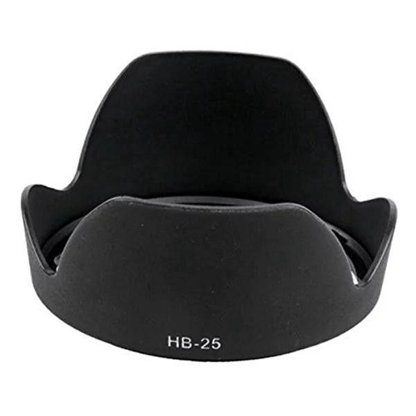 HB-25 Lens Hood for Nikon AF 24-85mm f/2.8-4D AF-S VR ED 24-120mm f/3.5-5.6G - intl