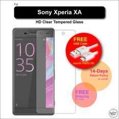 MYR 19 [HD] Sony Xperia XA Tempered Glass Screen Protector ...