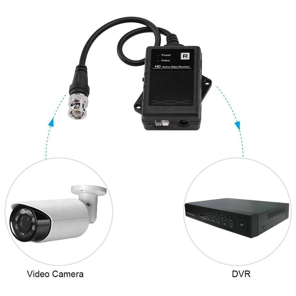 HD UTP Balun Video Aktif Receiver untuk CCTV DVR AHD Sistem Kamera-Intl
