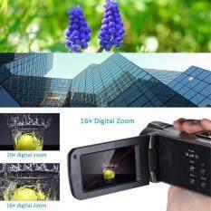 HDV 312P 2.7'' inch Digital Camera HD 1080P 16x Zoom 24MP DV LCD UK Plug