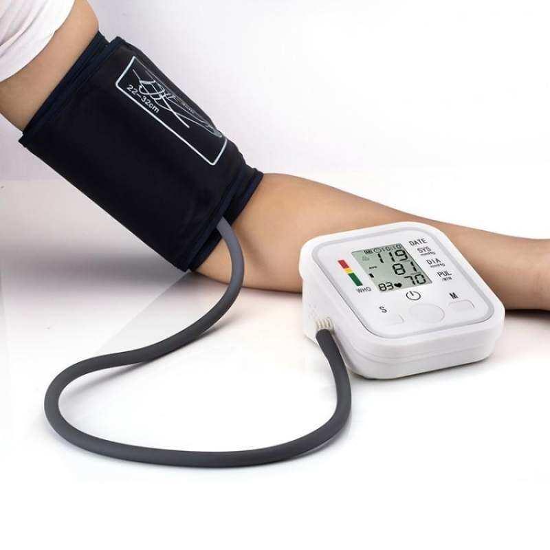 XK-GM Healthy Arm Blood Pressure Meter Electronic Sphygmomanometer Sphygmomanometer