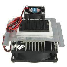 Heat-removal System Thermoelectric Peltier Refrigeration Cooling System DIY Kit Malaysia