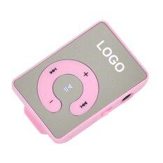 HKS Sanwood Clip 8GB USB MP3 Player Micro SD TF Headphone Cable(Green)MYR96. MYR 96
