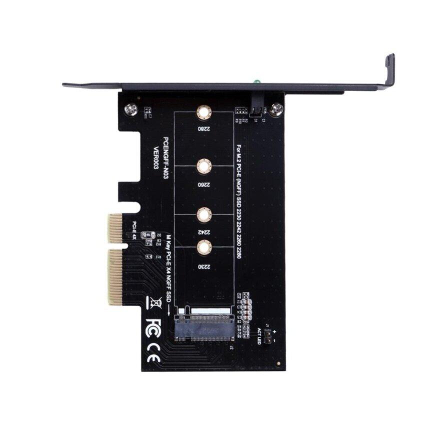 TTW For M.2 Pci-E Ssd (Ngff) Ssd 2230 2242 2260 2280 Card M Key Pci-Ex4 Ng