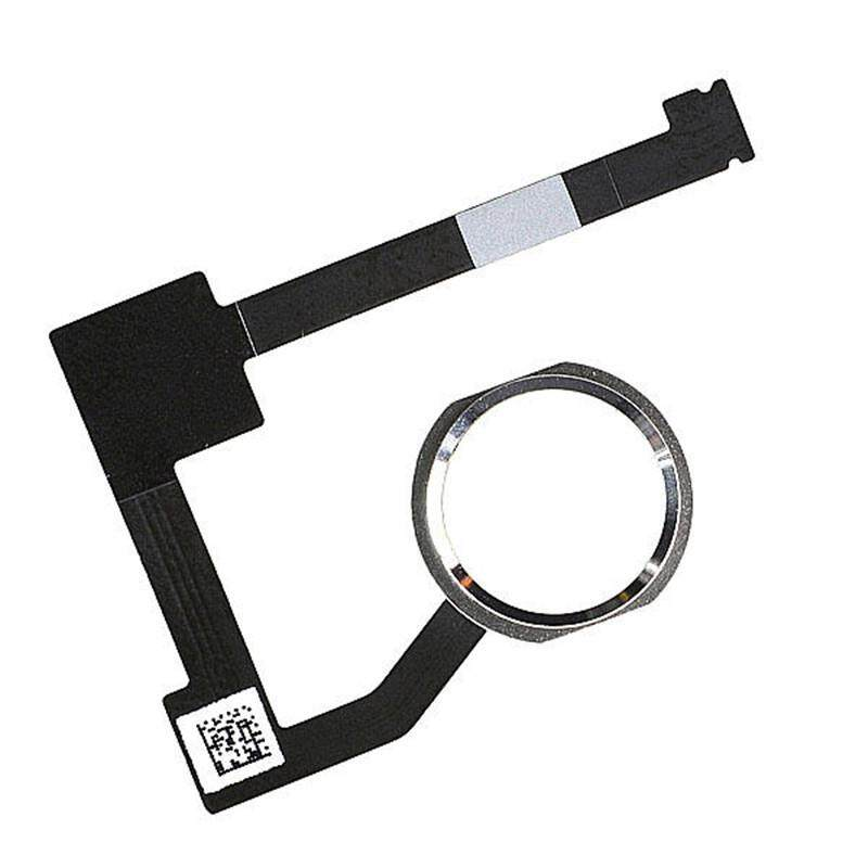 Home Button Touch ID Flex Cable Replacement for iPad Air 2 iPad 6 - intl