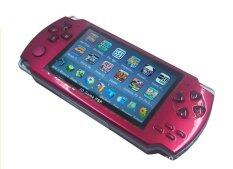 Hot Classic 8GB 4.3-Inch TFT Screen Mp4 MP5 Player Game Player Supports Psp Game Camera Video E-book Music (Red) Malaysia
