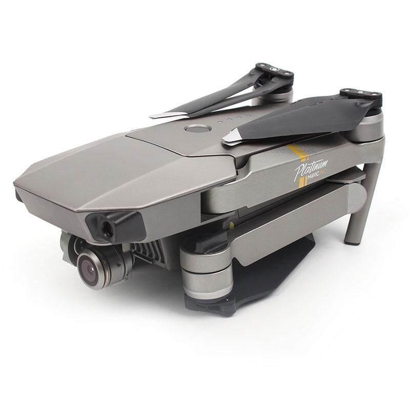 Hot Sale Camera Drone Propeller Quadcopter Propeller RC Blade Performance Portable Black+Silver ABS DJI MAVIC PRO