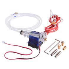 Hotend Bowden E3D V6 Extruder J-Kepala Jarak Jauh Nozzle untuk 3D Printer TE601