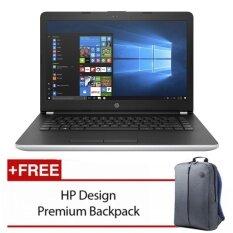 HP 14-bs577TU 14 Laptop Silver ( i3-6006u, 4GB, 1TB, Intel, W10H ) Malaysia