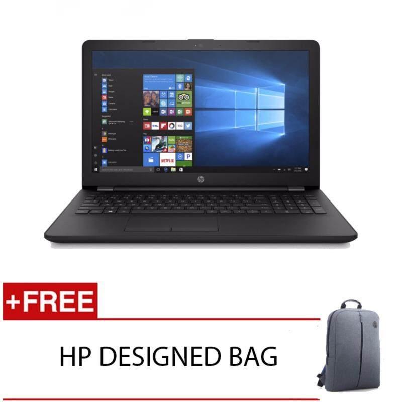 HP 15-BS641TX I5-7200U 4GD4 1TB RADEON520 2GB WIN10H (BLACK) FREE HP DESIGNED BACKPACK Malaysia
