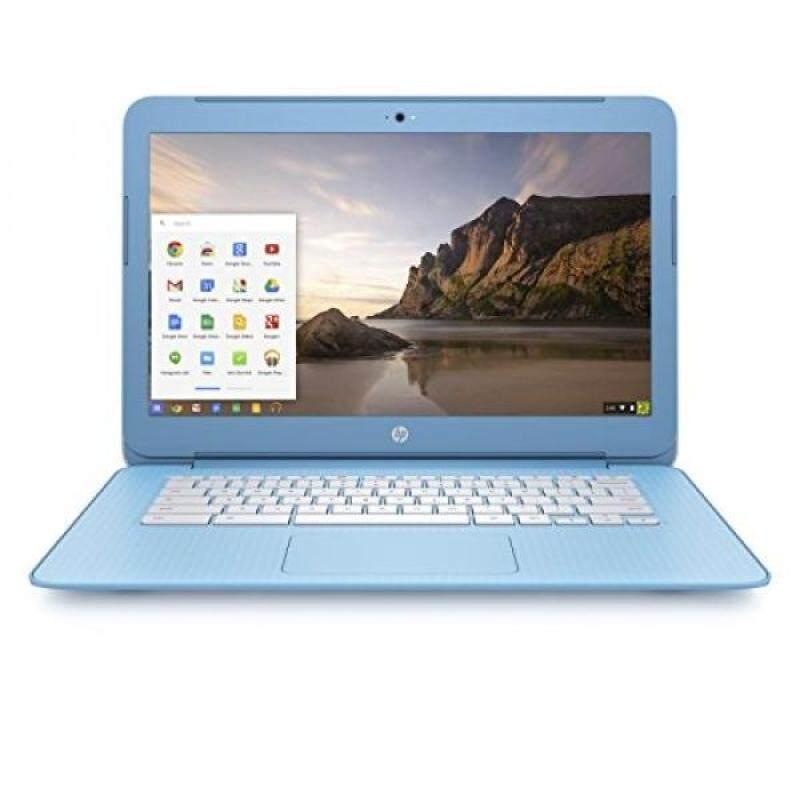 HP Chromebook 14-ak060nr 14-Inch Laptop (Intel Celeron N2940, 4 GB DDR3L, 16 GB eMMC SSD, Chrome OS), Sky blue Malaysia