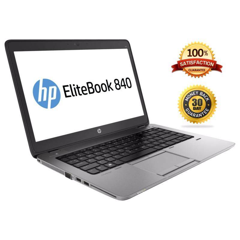 HP EliteBook 840 G2 (1.55kg, i7-5600U, 4GB, 500GB HDD, vPro, HP Onsite Warranty 31MAR2019) G8R99AV 14 Business Notebook [Refurbished] Malaysia