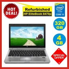 HP EliteBook 8470p - 14 - Core i5 3340M  4 GB RAM - 320 GB HDD Malaysia