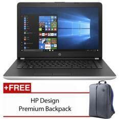 HP Laptop 14-Bs538TU 14 Silver (N3060, 4GB, 500GB, Intel, W10H) Malaysia