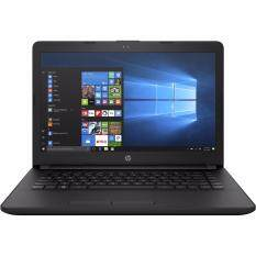 HP Notebook 14-bw053AU 14 Laptop Black (A6-9220, 4GB, 500GB, ATI, W10H) Malaysia