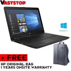 HP Notebook Black 14-bS537TU(N3060/4GB/500GB/W10/14) Malaysia