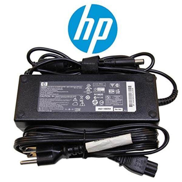 HP Original 120W Laptop Charger for HP Pavilion dv4 dv6 dv7 Series Notebook Power-Adapter-Cord - intl