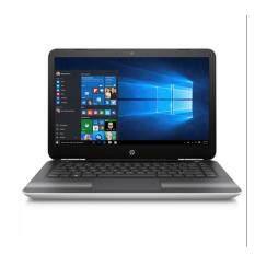 HP Pavilion 14-al103TX  Intel i5  4GB 1TB  NV 940MX  14 - Silver Malaysia