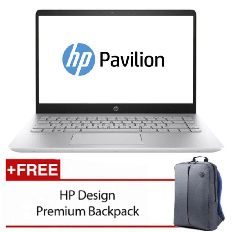 HP Pavilion 14-bf102TX 14 FHD Laptop Gold (i5-8250U, 4GB, 1TB, 940MX 2GB, W10) Malaysia
