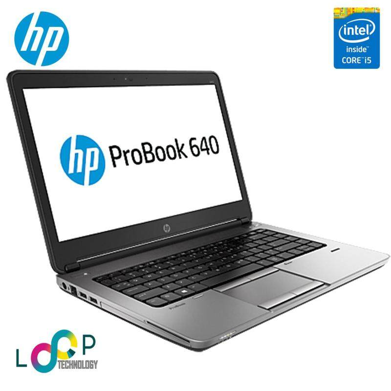 HP ProBook 640 G1 - 14 - Core i5 4300M - 4 GB RAM - 500 GB HDD Malaysia