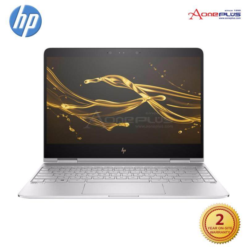 HP Spectre X360 13-AC081TU13.3FHD Convertible (Natural Silver) + Free HP Backpack Malaysia