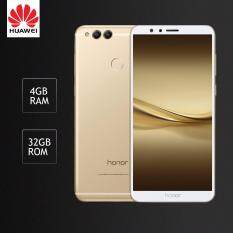 Huawei Honor 7X 4G Phablet 5 93 inch Full Screen Kirin 659 Octa Core  2 36GHz Android 7 0 4GB RAM 32GB ROM Dual Rear Cameras