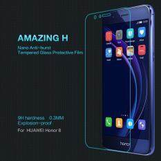 Huawei Honor 8 Tempered Glass Screen Protector, 9H 0.33mm Amazing H