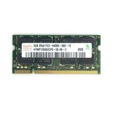Hynix Original New Brand DDR2 2GB 800Mhz PC2-6400 for laptop RAM Memory