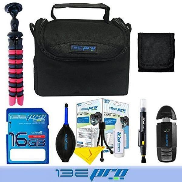 I3ePro 16GB Accessories Kit with I3ePro 16GB SD Card + I3ePro BC1 Carry Case + I3ePro OKTO12 12
