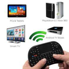 I8 2.4ghz Black Plastic English Version Mini Wireless Keyboard For Android Malaysia