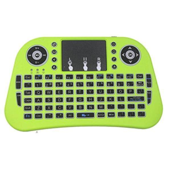 i8 pro Wireless Mini Keyboard with Touchpad Mouse for Raspberry Pi 2, MacOS, Linux