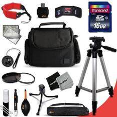 Ideal Canon Digital Camera Accessories KIT for Canon PowerShot G7 X, G1 X, G1 X Mark II, G1 X,G15, G16, SX710 HS, D30, D20, SX610 HS, SX410 IS, SX600 HS, SX700 HS, SX520 HS, SX510 HS, SX40 HS, SX280 HS, SX270 HS, SX260 HS, SX500 IS, S200, S120, N, N1