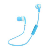 Sales Price In Ear Headphones Bluetooth 4 1 Headphone Wireless Earphone B5 Blue