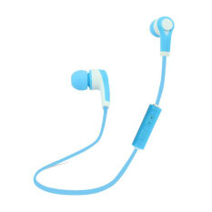 In Ear Headphones Bluetooth 4 1 Headphone Wireless Earphone B5 Blue Price