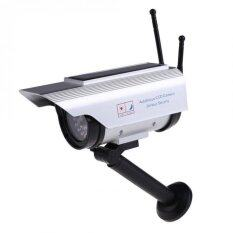 Dummy cameras buy dummy cameras at best price in malaysia www buy 1 get 1 free free warning sticker indoor outdoor solar powered led mozeypictures Images