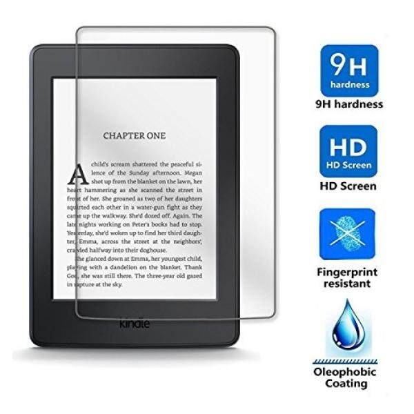 Infiland Amazon Kindle Paperwhite Glass film Screen protector, Premium HD clear Tempered Glass Screen Protector for for All-New Amazon Kindle Paperwhite (Fit For 2012, 2013, 2014 and 2015 Version) - intl