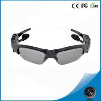 Pencari Harga South Rise Cerdas Nirkabel Olahraga Kacamata Hitam Luar Ruangan Bersepeda Bluetooth Suara Stereo Headphone