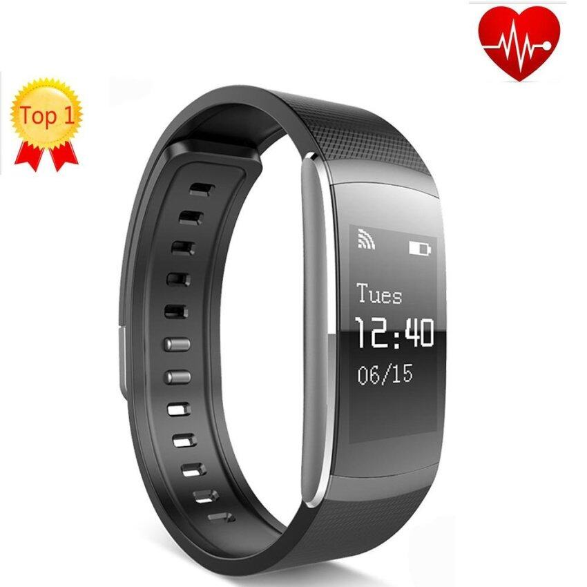 IP67 Waterproof Original IWOWNfit I6 PRO Smart Band Heart RateMonitor Fitness Tracker - intl