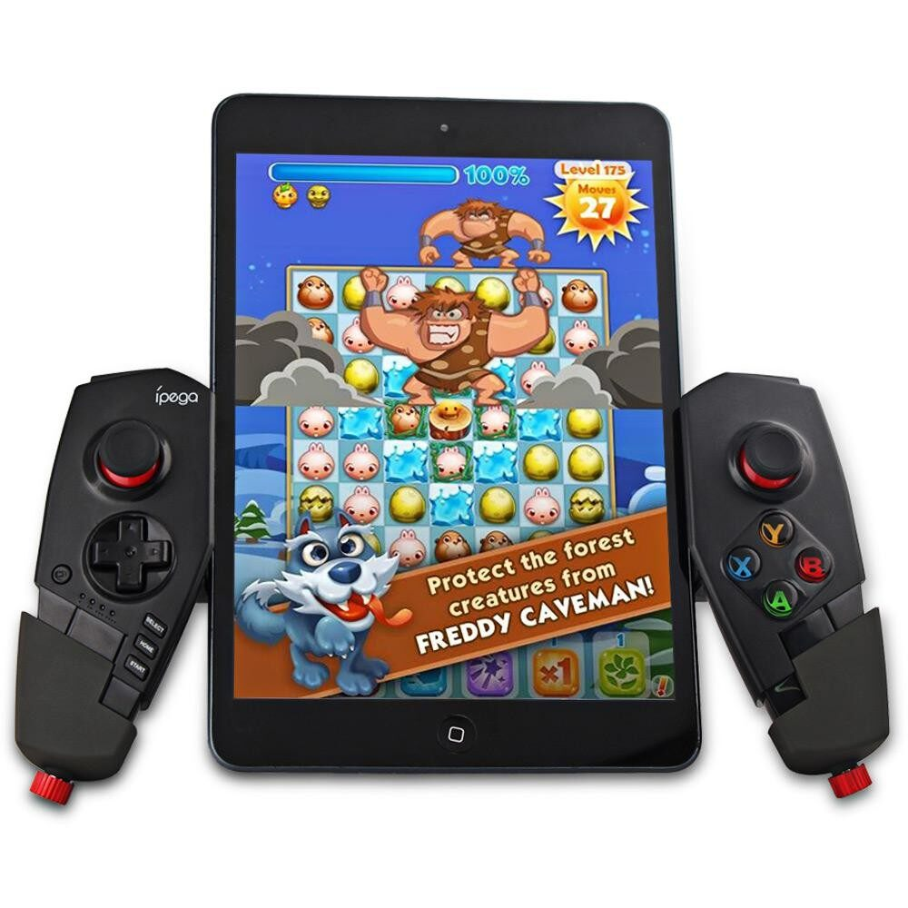 Where To Buy Ipega Pg 9055 Telescopic Wireless Bluetooth 3 Game Controller Gamepad Intl
