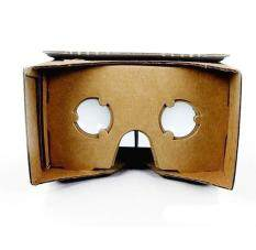 Hình ảnh ISM Smart Life DIY CLEAR Cardboard 3D Virtual Reality Glasses ToolKit For Google Android phone