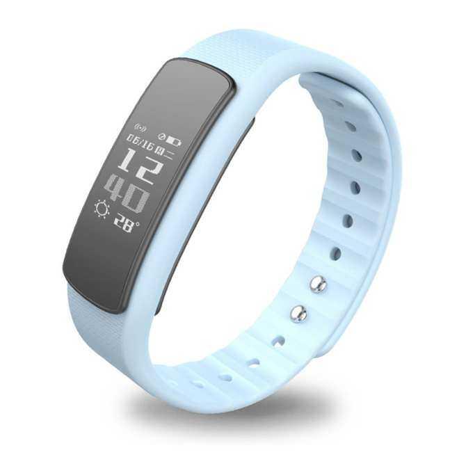 iwownfit i6 HR Heart Rate Smart Bluetooth Sport Watch Wristband Bracelet