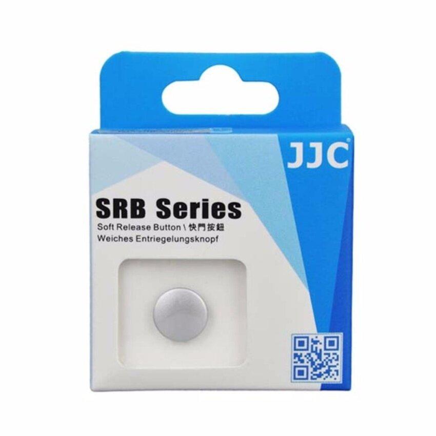 JJC SRB-B10S Perak Permukaan Cembung Logam Lembut Shutter Releasebutton untuk Fujifilm XT20 X100F X-T2 X100T X-PRO2 X-T10 X-PRO1 X-E2S-Intl