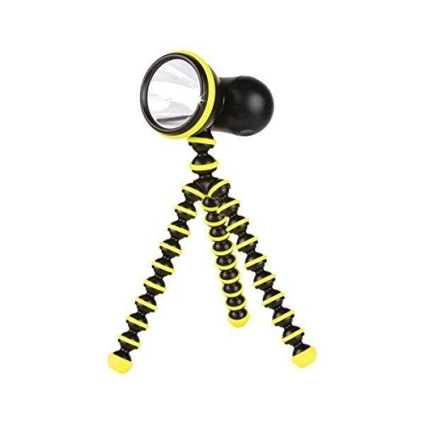 Joby Gorillatorch Adjustable and Flexible Tripod Flashlight, Yellow - intl
