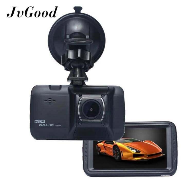 jvgood 3 1080p dash cam 170 wide angle car on dash video. Black Bedroom Furniture Sets. Home Design Ideas