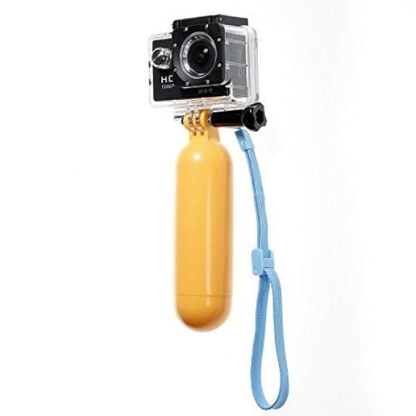 Jzk�� Universal Schwimmend Kamera Einbeinstativ Wasserdichte Kamera Selfie Tongkat Unterwasser Tauchen GoPro Handgriff Pegangan Tangan Griff F? R GoPro Pahlawan 2 3 3 + 4 5 SJ4000 SJ5000/Xiaomi Yi/SJCAM (Monopod Gelb) -Intl