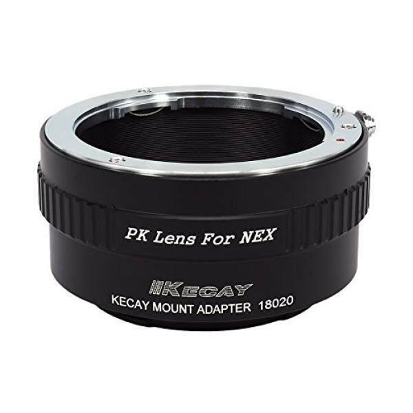 Kecay�� Pentax K (PK) Objektiv Auf Sony NEX E-Mount Kamera Cincin Adapter F? R Sony NEX-3 NEX-3C NEX-5 NEX-5C NEX-5N NEX-5R NEX-6 NEX-7 NEX-F3 NEX-VG10 VG20-Intl